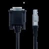 Reach RS RS+ 2m Kabel  lemo - DB9 (żeński)