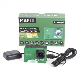 Kamera Survey3N - NDVI...